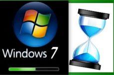 Медленно загружается компьютер Windows 7 при включении
