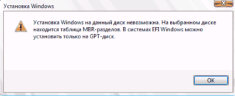 0х80070017 при установке Windows 7 как исправить?