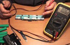Как восстановить батарею от ноутбука?
