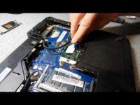 Как заменить термопасту на процессоре ноутбука?