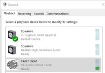Как удалить virtual audio cable с компьютера?