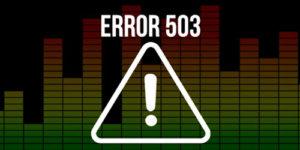 Ошибка 503 что значит и как исправить?