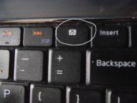 Как отключить клавиатуру у ноутбука?