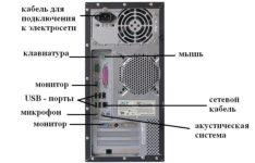 Как подключить наушники к системному блоку компьютера?