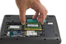 Как увеличить ram память ноутбука?