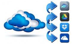 Как сделать облачное хранилище из компьютера?