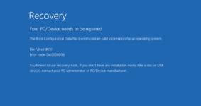 Ошибка 0хс000014с Windows 7 как исправить?