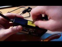 Как правильно зарядить новый аккумулятор для ноутбука?