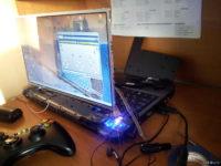 Что можно сделать с монитором от ноутбука?