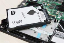 Что находится на жестком диске ноутбука?