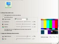 Как настроить цвет экрана компьютера?