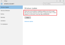 0x80080008 Windows 10 как исправить?