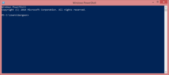 Windows powershell что это за программа?
