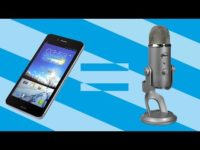 Как сделать из телефона микрофон для компьютера?