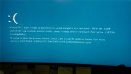 Win32kbase sys Windows 10 как исправить?