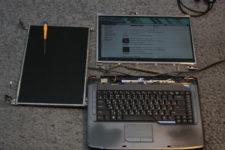 Можно ли поставить матрицу от другого ноутбука?