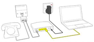 Как подключить роутер к планшету без компьютера?
