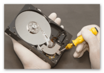 Как изъять информацию с жесткого диска компьютера?