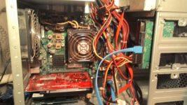 Что может сгореть в мониторе от компьютера?