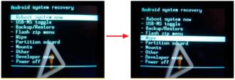 Как залить прошивку на андроид с компьютера?